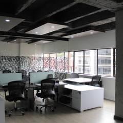 Bulk Trading - Bogota: Estudios y despachos de estilo  por Bustos + Quintero arquitectos