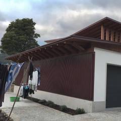 Reabilitação de Anexo: Garagens e arrecadações  por raul sousa cardoso arqt