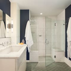 Bathroom by Metcalfe Architecture & Design