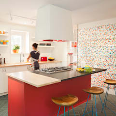 مطبخ تنفيذ Metcalfe Architecture & Design, إنتقائي