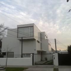 Construcción de Oficina en Providencia por MSGARQ: Oficinas y Comercios de estilo  por MSGARQ