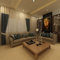 Living room by homify, Country