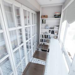 Квартира в ЖК Лобачевский: Зимние сады в . Автор – MonDesign,