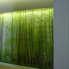 Koridor & Tangga Gaya Mediteran Oleh VITAE STUDIO - architettura Mediteran