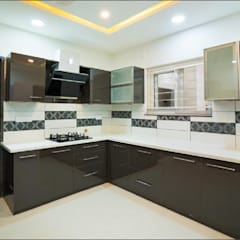 MHV 202:  Kitchen units by Rhythm  And Emphasis Design Studio