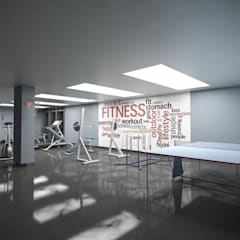 scandinavian Gym by Kolon Mimarlık - İçmimarlık