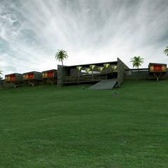 Perspectiva: Hotéis  por Pedro Ícaro - Arquitetura e Design