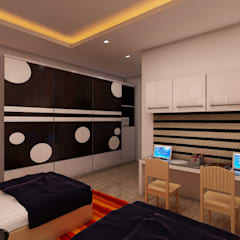 Kid's Bedroom:  Boys Bedroom by Regalias India Interiors & Infrastructure