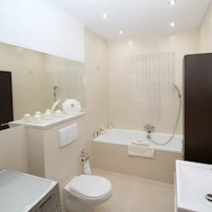 Interior Decoration in Bangalore, Hyderabad and Pune:  Bathroom by Bro4u Online Services Pvt Ltd
