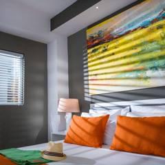 Palmiye Peyzaj Mimarlık – SUNSET ROOM -FODELE BEACH HOTEL:  tarz Oteller