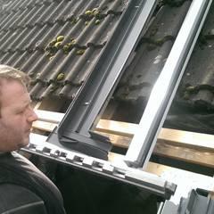 إضاءات طبيعية من سقف  تنفيذ Dachdeckermeisterbetrieb Dirk Lange