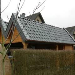 Carportdach Sanierung in Bad Salzuflen :  Carport von Dachdeckermeisterbetrieb Dirk Lange
