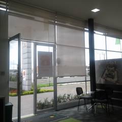 百葉窗 by MS - CONSTRUCCIONES MARIO SOTO & Cìa S.A.S.