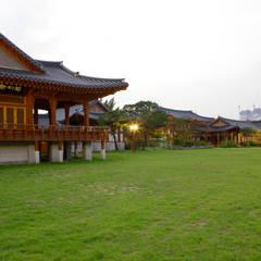Museums by 여유당건축사사무소