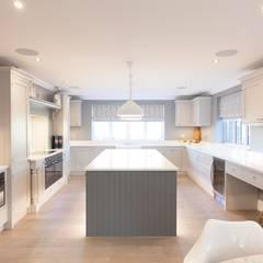 Seer Green - In-Frame Kitchen: country Kitchen by cu_cucine