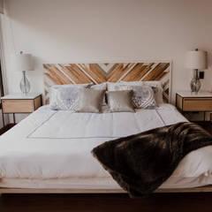 غرفة نوم تنفيذ Redesign Studio