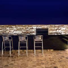 CASA TERRAZA: Terrazas de estilo  por Chetecortés