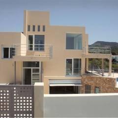 Modern villa with frontal sea view in Ibiza:  Villas by CW Group - Luxury Villas Ibiza