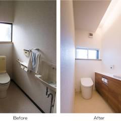حمام تنفيذ Studio REI 一級建築士事務所, إنتقائي