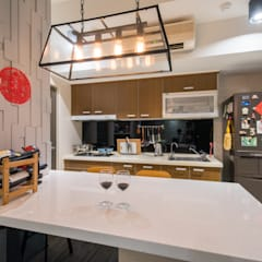 Kitchen by 云府設計