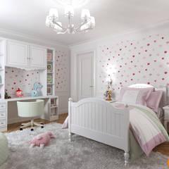 Phòng ngủ bé gái by Art-i-Chok