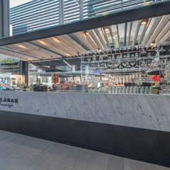 Pomeriggio Restaurant: Restaurantes de estilo  por Zoffoli Arquitectura
