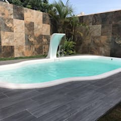 Garden Pool by Kaland Water,