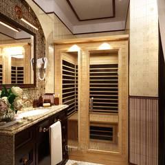 Бейкер стрит: Ванные комнаты в . Автор – GraniStudio