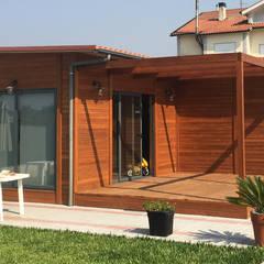 Prefabricated home by Discovercasa | Casas de Madeira & Modulares