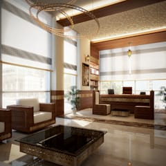 Office:  Commercial Spaces by SPACES Architects Planners Engineers