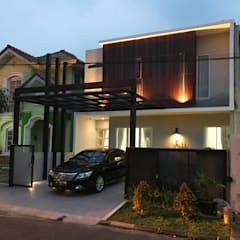 AD house:  Rumah tinggal  by JSParchitect
