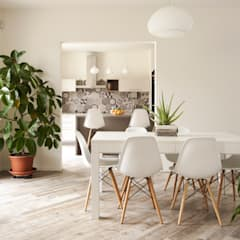 Dining room by ARCHISPRITZ, Modern