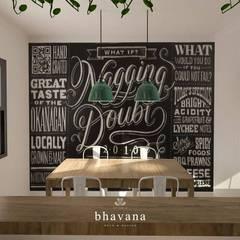 Obra El Sausalito - Diseño Integral Casa Country: Cocinas de estilo  por Bhavana