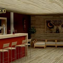 Pousada Mauá: Hotéis  por Pedro Ícaro - Arquitetura e Design