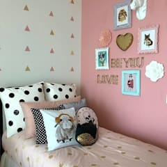 Dormitorio Franko   Co  Recámaras para niñas de estilo por Franko ... 8f00a850b566