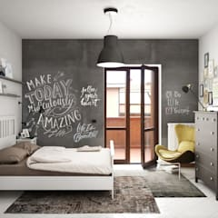 Bedroom by Studio Gentile