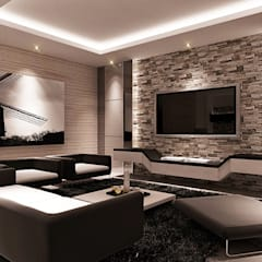 by Lighthouse Architect Indonesia Minimalist