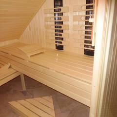 ساونا تنفيذ Bäderwerk Bad + Design Cutner GmbH