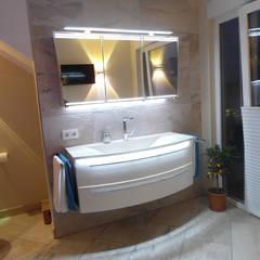Sauna by Bäderwerk Bad + Design Cutner GmbH