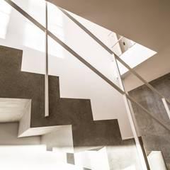 Sichtbeton-Treppe:  Treppe von Fiedler + Partner