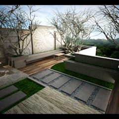 Garden by Lighthouse Architect Indonesia, Classic