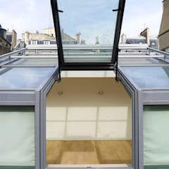Skylights by Lab123,
