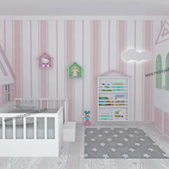 Girls Bedroom by MOBİLYADA MODA