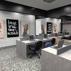 Commercial Spaces by MV - Interiores e Iluminacao