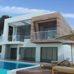 por FRAMASA- Dyov Studio 653773806 Mediterrâneo Madeira Efeito de madeira