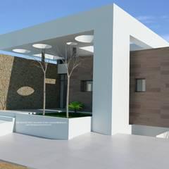 Oleh FRAMASA- Dyov Studio 653773806 Mediteran Kayu Wood effect