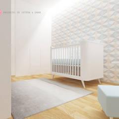 Projeto 3D | Vitor & Sara: Quartos de rapaz  por FlyBaby