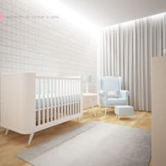Boys Bedroom by FlyBaby