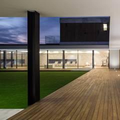 Projekty,  Podłogi zaprojektowane przez Risco Singular - Arquitectura Lda