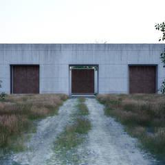 Vivienda 3R: Casas rurales de estilo  de JLZ2 arquitectos
